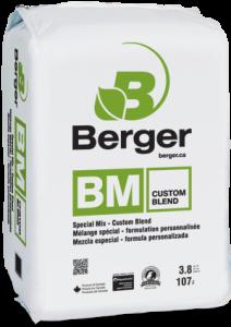 Berger Custom Blend